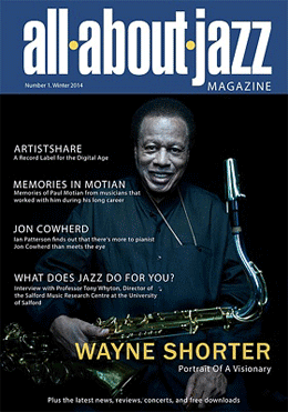 All About Jazz magazine. Winter 2014 Edition