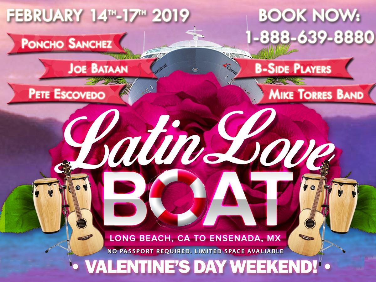 Latin Love Boat 2019 Week 2