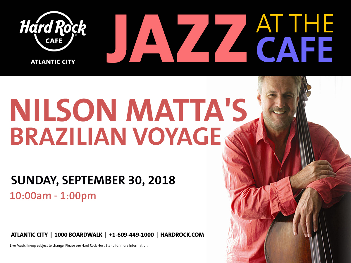 Nilson Matta's Brazilian Voyage: Hard Rock