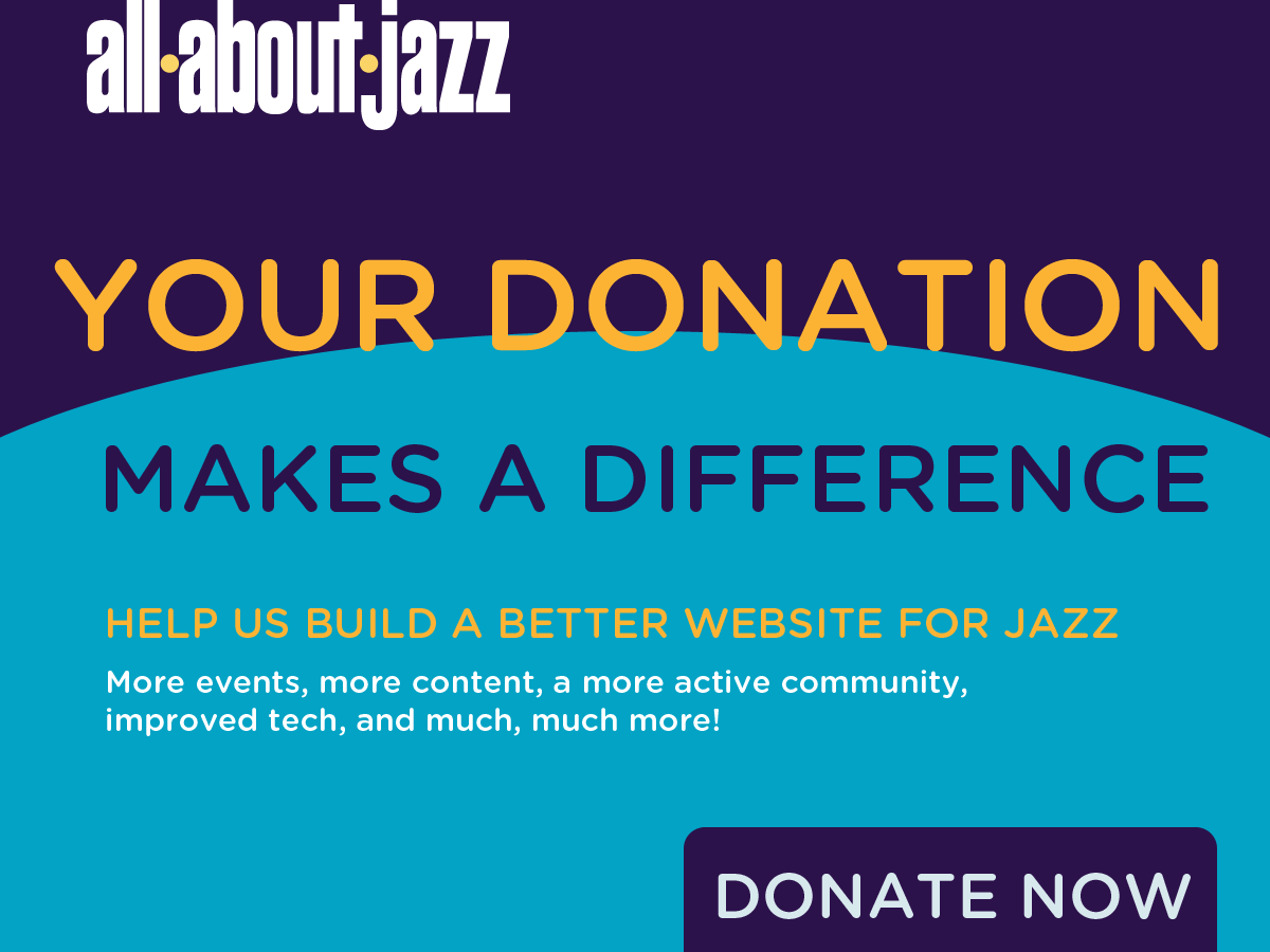 Support All About Jazz Development!