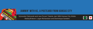 Jammin' with KC by Sylwester Ostrowski and Jazz Forum Talents