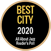 Reader's Poll: Which cities worldwide are tops in presenting jazz? Let us know.